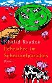 Cover 'Lehrjahre im Schnitzelparadies'