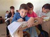 Schulkinder in Bagdad, Foto: AP