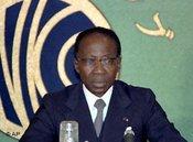 Auch Leopold Senghor, ehemaliger Präsident des Senegal, kämpfte in der französischen Armee, Foto: AP