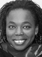 Fatou Diome, Foto: Regine Mosimann, © Diogenes-Verlag