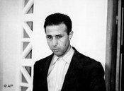 Ahmed Ben Bella, eines der führenden Mitglieder der Befreiungsbewegung und späterer Präsident Algeriens, Foto: AP