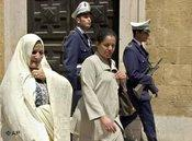 Die Polizei ist allgegenwärtig in Tunesien, Foto: AP