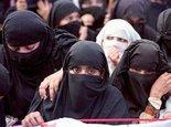 Frauen in Islamabad, Foto: AP