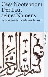 Buchcover 'Der Laut seines Namens' von Cees Nooteboom
