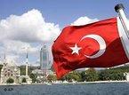 Türkische Flagge über dem Bosporus, Foto: dpa