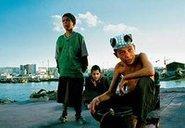 Szene aus dem Film 'Ali Zaoua' des marokkanischen Regisseurs Nabil Ayouch