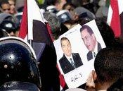 Demonstration in Ägypten; Foto: AP