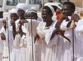 Flüchtlinge aus der Darfur-Region, Foto: AP