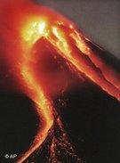 Merapi-Ausbruch; Foto: AP