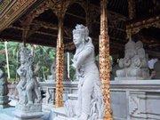 Hindu-Tempel auf Bali; Foto: Melinda Klayman