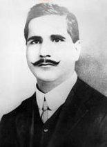 Muhammad Iqbal; Foto: Allamiqbal.com