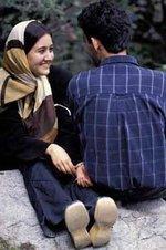 Junges Paar in Iran, Foto: Markus Kirchgessner