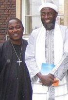 Pastor James Wuye und Imam Muhammad Nurayn Ashafa, Foto: &copy Stiftung 'Die Schwelle'