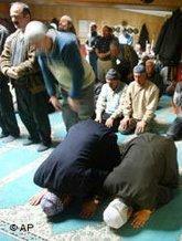 Betende Muslime; Foto: AP