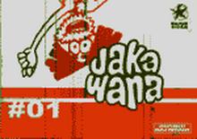 Indonesischer Comic-Band 'Jaka Wana', &copy Situs Comic Underground