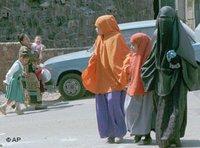 Frauen in Kairo; Foto: AP