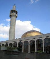 Moschee in London; Foto: Arian Fariborz