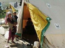 Zeltlager im pakistanischen Teil des Kaschmir, Foto: &coyp Islamic Relief Website