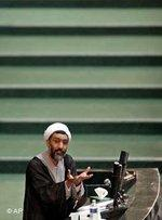 Innenminister Mostafa Pourmohammadi, Foto: AP