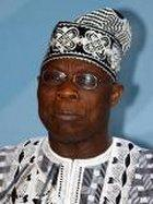Olusegun Obasanjo, Foto: AP