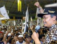 Hedayet Nur Wahid, ehemaliger Vorsitzender der PKS; Foto: Yale Global