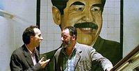 Roberto Benigni und Jean Reno bei den Dreharbeiten; Foto: Verleih