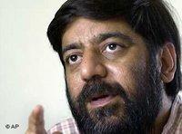 Indischer Dokumentarfilmer Rakesh Sharma; Foto: AP