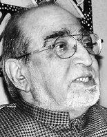 Asghar Ali Engineer; Foto: www.hinduonnet.com