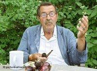 Günter Grass; Foto: picture alliance/dpa