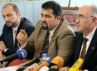 Pressekonferenz muslimischer Verbände in Deutschland; Foto: dpa