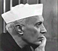 Der erste Premierminister Indiens, Jawaharlal Nehru; Foto: www.tamiloviam.com