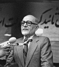Mehdi Bazargan; Foto: © Bettmann/Corbis