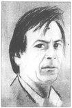 Mohammed Khair-Eddine, Zeichnung von Aourik