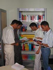 Ägyptische Studenten; Foto: &copy Goethe-Institut