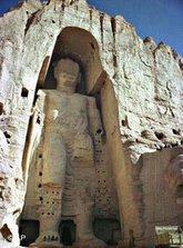 Buddha-Statue in Afghanistan; Foto: AP