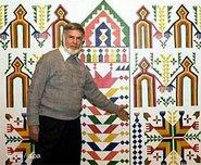 Leiter des Afghanistan-Museums Paul Bucherer; Foto: dpa