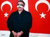 Abdullah Öcalan; Foto: AP