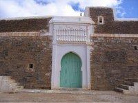 Zaouia in Südmarokko; Foto: Beat Stauffer