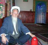 Hassan Dyck: Geistiger Führer der Sufi-Gemeinde; Foto: Thilo Guschas