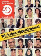 Gründungsmitglieder des Zentralrats der Ex-Muslime; Foto: &copy ZdE