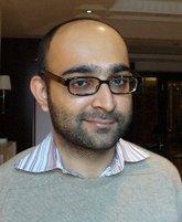 Mohsen Hamid, Foto: Claudia Kramatschek