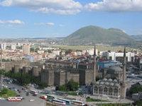 Ansicht der Stadt Kayseri; Foto: ESI