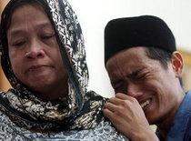 Trauer nach den Anschlägen auf Bali; Foto: AP