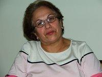 Suad, Tochter des kurdischen Schriftstellers Cegerxwin; Foto: Manuela Römer