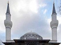 Moschee in Berlin; Foto: picture alliance/dpa
