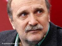 Der bosnische Schriftsteller Dzevad Karahasan; Foto: dpa