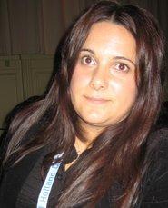 Lina Makboul (photo: Petra Tabeling)