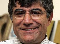 Der armenische Journalist Hrant Dink wurde im Januar 2007 ermordet; Foto: AP