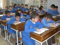 Armenische Schule in Aleppo; Foto: Charlotte Wiedemann