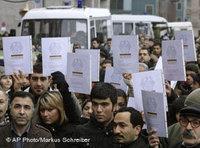 Alevitendemonstration in Köln (photo: AP)